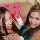 Teen and her friend topanga playing with themselves from Teen Topanga