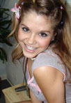 Teen Topanga in her checkered panties from Teen Topanga